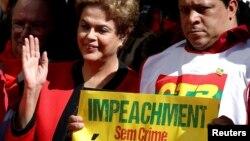 Las sesiones en las que se aprobó el juicio político contra la presidenta de Brasil, Dilma Rousseff, fueron anuladas por el presidente interino de la Cámara de Diputados.
