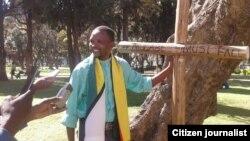 Pastor Patrick Mugadza vachiratidzira