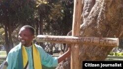 Pastor Philip Mugadza