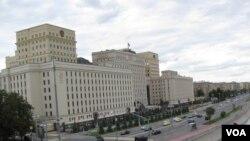 Здание минобороны РФ в Москве (архивное фото)