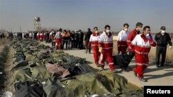 ირანმა UIA-ს კუთვნილი Boeing-ის ჩამოგდება და 176 ადამიანის მკვლელობა აღიარა