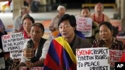Nepal Disrupts Tibetan Hunger Strike in Kathmandu