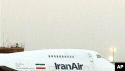 یورپ میں ایرانی طیاروں کو ایندھن کی فراہمی سے انکار