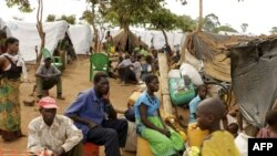 Refugiados moçambicanos no Malawi