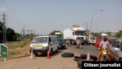 Une vue d'ambiance dans l'Etat de Benue, Nigeria