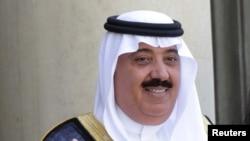 Hoàng tử Ả-rập Sau-đi Miteb bin Abdullah.