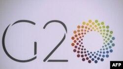 G-20 logo