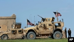 نیروهای نظامی آمریکایی در سوریه، عکس آرشیوی