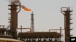 伊拉克北部最大的炼油厂