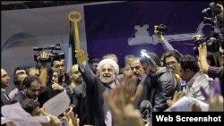 Həsən Ruhani 2013 ili seçki kampaniyalarında Təbrizdə Türk Dil Qurumunun təsisinə dair söz vermişdi