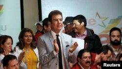 El candidato presidencial opositor de Honduras Salvador Nasralla, pidió un recuento de votos y que se repita todo el proceso electoral.