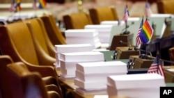 هم اکنون دیموکرات ها در سنا و جمهوریخواهان در مجلس نمایندگان اکثریت دارند