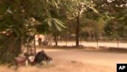 塔利班襲擊喀布爾的美國使館和聯軍總部