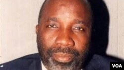 Former Liberian defense minister Tom Woewiyu was arrested last week in New Jersey and charged with failure to disclose his alleged affiliation with Charles Taylor's rebel movement.
