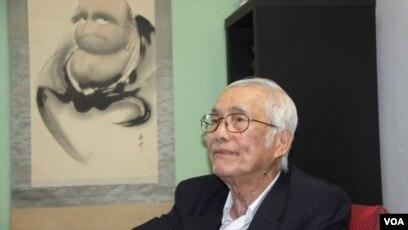 Luật sư Đoàn Thanh Liêm. (Hình: Nhật Báo Người Việt)