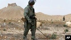 El ejército ruso ha ayudado a fortalecer el regimen de Bashar al-Assad en Siria.