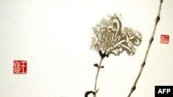 Валюша – Ван Люши: реинкарнация с кистью в руке