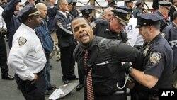 Protesta kundër Wall Street-it në Nju Jork