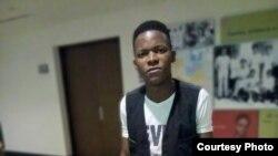 """3 de Ago 2018 AFS - Smith Chicoty: """"MPLA é a mesma gente com os mesmos vícios"""""""