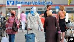 Berlin'de Türkler