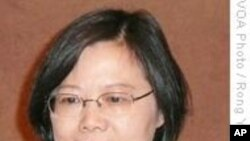台民进党提议公投两岸经合架构协议