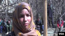 رمزیه سلطانی، نوجوان افغان برای نجات کودکان افغان تلاش میکند.
