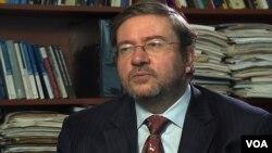 Danijel Hamilton, izvršni direktor Centra za transatlantske odnose Univerziteta Džons Hopkins