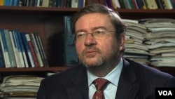 Danijel Hamilton, izvršni direktor Centra za transatlantske odnose
