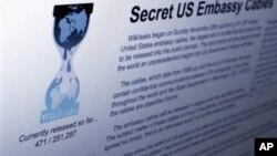 WikiLeaks gây sốc cho toàn thế giới năm 2010 khi công bố hơn 250,000 công điện mật của Mỹ.
