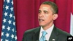 صدر اوباما: نومبر میں بھارت کے دورے کا اعلان