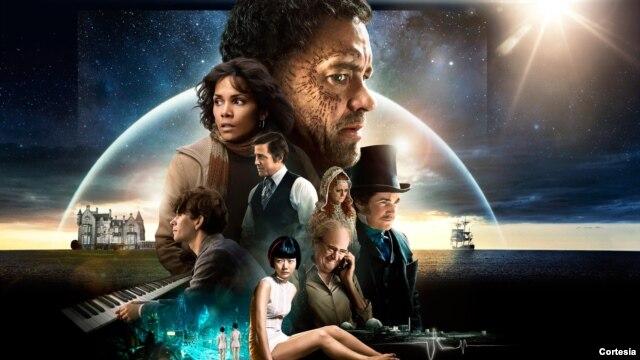 """Poster za film """"Atlas oblaka"""""""