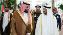 Sheikh Mohammed bin Zayed al-Nahyan iyo Mohammed bin Salman