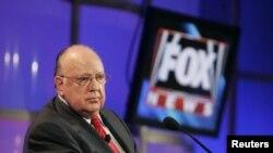 راجر ایلز، مدیر سابق شبکه خبری فاکس نیوز