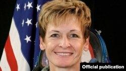 Astronot NASA, Peggy Whitson menciptakan rekor baru terlama berada di antariksa (foto: dok).