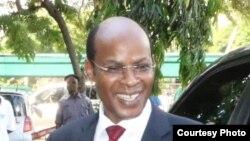 Mwenyekiti wa Tume ya Taifa ya Uchaguzi (NEC) Semistocles Kaijage