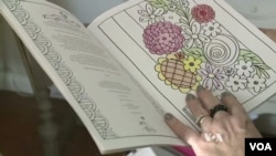 Adult Coloring Books: Big Business and Stress Relief