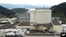 일본의 원자력 발전소 (자료사진)