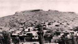 از ویرانی قلعه دختر (معبد آناهیتا) تا ساخت مصلا در همدان