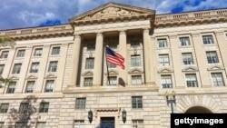 ساختمان وزارت بازرگانی آمریکا در واشنگتن