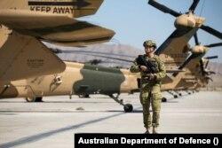 Pasukan Australia di Afghanistan. (Foto: Departemen Pertahanan Australia)