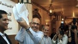 یک چهره اوپوزیسیون در مصر خواهان تحریم انتخابات ریاست جمهوری شده است