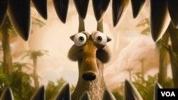 Esta película animada ya recolectó los US $67 millones en menos de una semana.