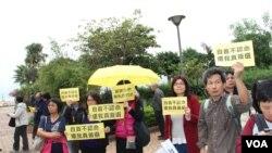 香港占中三子率众自首承担责任