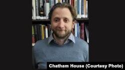Soren Kirk Jensen, investigador da Chatham House