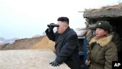 ေျမာက္ကိုရီးယား ေခါင္းေဆာင္ Kim Jong Un