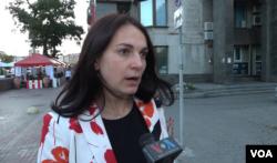 Ганна Гопко, голова комітету ВР із закордонних справ