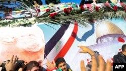 U oružanim operacijama, koje je u Iraku predvodio Kasem Sulejmani, od 2003. godine, poginulo je više od 600 američkih vojnika; Detalj sa sprovoda Kasema Sulejmanija (Foto: Photo by FATEMEH RAHIMAVIAN/fars news/AFP)