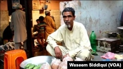 ایک بنگالی دکاندار