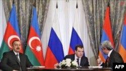 Azərbaycan, Rusiya və Ermənistan razılaşması pozulur