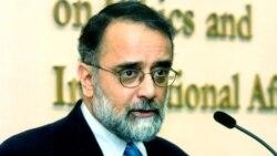 Ahmed Rashid-Central Asia-Extremism-Navbahor Imamova-VOA Uzbek